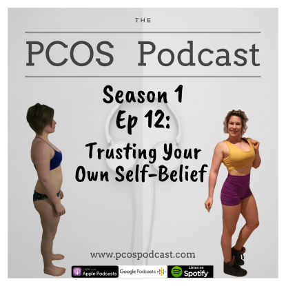 S1 E12 TrustingYourOwnSelfBelief