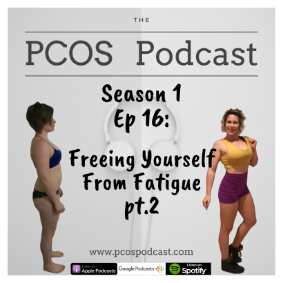 S1 E16 FreeingYourselfFromFatigue pt2