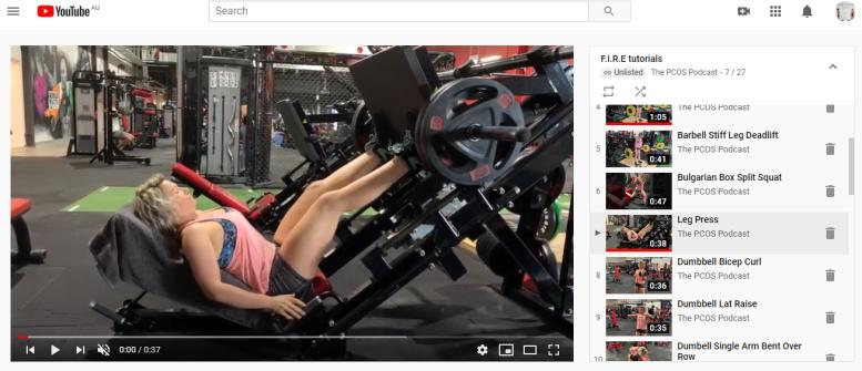 YouTubeFIRETutorialScreen