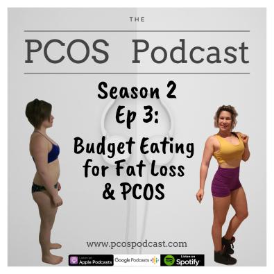 S2 E3 BudgetEatingForFatLoss&PCOS
