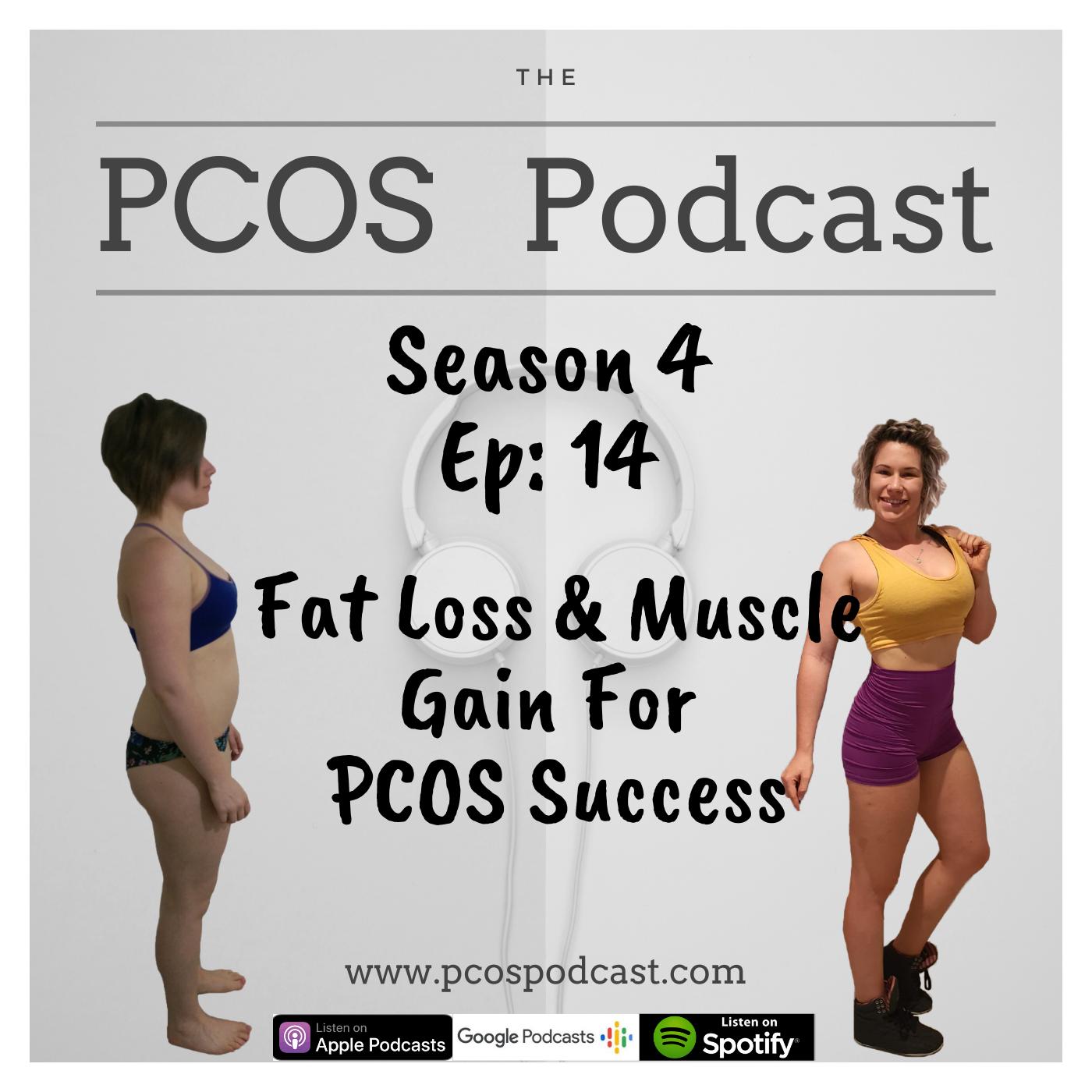 S4 E14 - FatLoss&MuscleGainForPCOSSuccess
